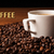 copo · café · preto · feijões · título - foto stock © mizar_21984