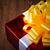 白 · ギフトボックス · 金 · リボン · 孤立した · 弓 - ストックフォト © mizar_21984