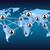világtérkép · világháló · hálózat · kapcsolat · üzlet · térkép - stock fotó © mizar_21984