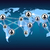 world map and world wide web stock photo © mizar_21984