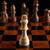sakk · játék · király · központ · sakkfigurák · idő - stock fotó © mizar_21984