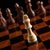 mover · rey · madera · piezas · de · ajedrez · poder · éxito - foto stock © mizar_21984