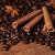 корицей · Цейлон · продовольствие · фон · цвета · темно - Сток-фото © mizar_21984