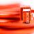 hálózat · narancs · kábel · internet · macska · kommunikáció - stock fotó © mobi68