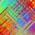 turuncu · mor · diyagonal · hatları - stok fotoğraf © molaruso