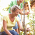 Mother And Teenage Son Relaxing In Garden stock photo © monkey_business