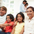 indian · familie · vergadering · sofa · kijken · tv - stockfoto © monkey_business