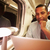 pendulares · trabalhar · homem · ônibus · trabalhando · digital - foto stock © monkey_business