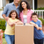 family moving into new house stock photo © monkey_business