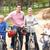 boldog · testvérek · bicikli · napos · idő · tavasz · nyár - stock fotó © monkey_business
