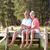 senior couple fishing stock photo © monkey_business