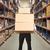 mannelijke · werknemer · werken · magazijn · business - stockfoto © monkey_business
