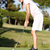 femminile · golfista · campo · da · golf · verde · donna · golf - foto d'archivio © monkey_business