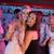 extatique · jeunes · femmes · danse · discothèque · femme - photo stock © monkey_business