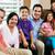 portrait of multi generation family stock photo © monkey_business