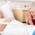 senior · donna · marito · ospedale · Coppia · malati - foto d'archivio © monkey_business