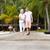 para · spaceru · molo · człowiek · małżeństwa · kobiet - zdjęcia stock © monkey_business