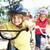 молодые · семьи · стране · велосипедов · девушки · лет - Сток-фото © monkey_business