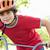 少年 · ライディング · 自転車 · 公園 · 肖像 · 自転車 - ストックフォト © monkey_business
