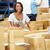 trabajadores · almacén · hombre · mujeres · tecnología - foto stock © monkey_business