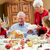 Multi Generation Family Celebrating With Christmas Meal stock photo © monkey_business