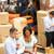 manager · distributie · magazijn · gelukkig · schrijven - stockfoto © monkey_business
