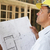 Architect With Plans In New Home stock photo © monkey_business