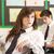 kadın · öğrenci · eğitim · sınıf · kız - stok fotoğraf © monkey_business