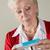 старший · женщину · таблетки · рецепт · пожилого - Сток-фото © monkey_business