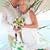 getrouwd · strand · ceremonie · vrouw · bruiloft - stockfoto © monkey_business