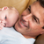 Portrait Of Father With Newborn Baby At Home stock photo © monkey_business