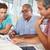groep · mannen · vergadering · creatieve · kantoor · business - stockfoto © monkey_business