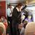üzletasszony · mobiltelefon · elfoglalt · ingázó · vonat · nő - stock fotó © monkey_business