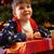 opening · christmas · aanwezig · boom · gelukkig - stockfoto © monkey_business