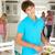 adolescentes · ajuda · trabalhos · domésticos · menina · crianças · homem - foto stock © monkey_business