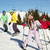家族 · スキー · 休日 · 山 · 男 - ストックフォト © monkey_business