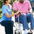 несчастный · старший · женщину · коляске - Сток-фото © monkey_business