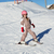 Young Girl Skiing Down Slope Whilst On Holiday In Mountains stock photo © monkey_business
