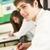 erkek · öğrenci · eğitim · sınıf · yazı - stok fotoğraf © monkey_business