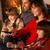 vader · zoon · ontspannen · sofa · kijken · tv - stockfoto © monkey_business