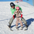 Father Teaching Daughter To Ski Whilst On Holiday In Mountains stock photo © monkey_business