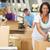 pracowników · dystrybucja · magazynu · komputera · kobiet · polu - zdjęcia stock © monkey_business