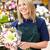 mujer · cliente · florista · flor · flores - foto stock © monkey_business