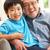 肖像 · 幸せ · 古い · アジア · 男 · 笑みを浮かべて - ストックフォト © monkey_business