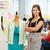 женщины · моде · дизайнера · рабочих · студию · шаблон - Сток-фото © monkey_business