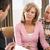 para · doradca · finansowy · spotkanie · biuro · kobiet - zdjęcia stock © monkey_business
