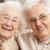 twee · senior · vrouwen · spelen · dag · zorg - stockfoto © monkey_business