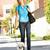 プードル · 犬 · 肖像 · 立って · 芝生 - ストックフォト © monkey_business