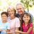 grandparents and grandchildren enjoying day in park stock photo © monkey_business