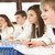 group of teenage students in science class stock photo © monkey_business